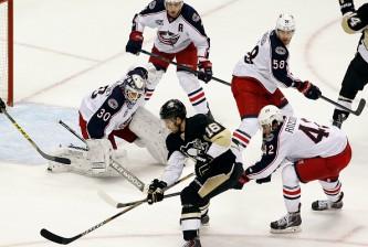 Columbus Blue Jackets v Pittsburgh Penguins