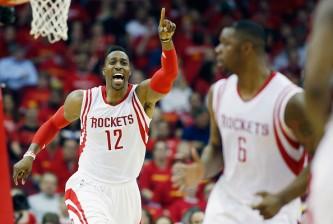 Dallas Mavericks v Houston Rockets - Game Five