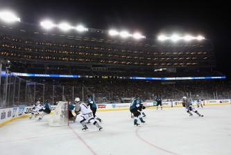 2015 Coors Light Stadium Series - Los Angeles Kings v San Jose Sharks